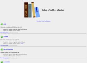 plugins.calibre-ebook.com