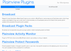 plugins.plainview.se