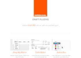 plugins.supercooldesign.co.uk