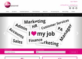 plum-personnel.com