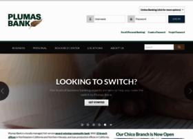 plumasbank.com