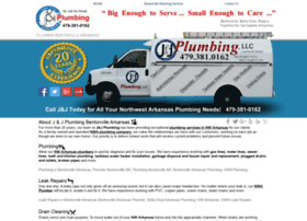 plumberbentonvillear.com