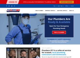 plumbers911.com