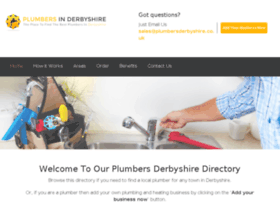 plumbersderbyshire.co.uk