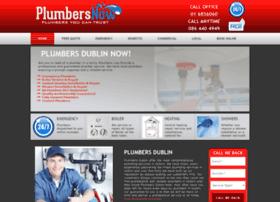 plumbersnow.ie