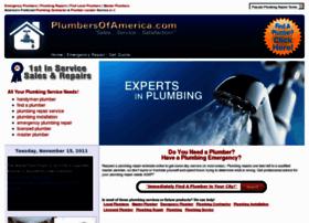 plumbersofamerica.com