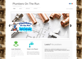 plumbersontherun.com