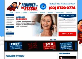 plumbertotherescue.com.au