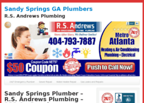 plumbingsandysprings.com