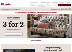 plumbsreupholstery.co.uk