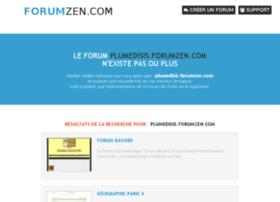plumedisis.forumzen.com