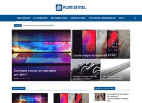 plumesetmail.fr