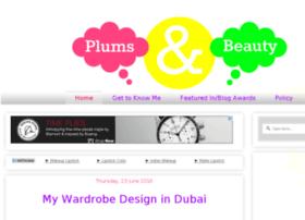 plumsandbeauty.com