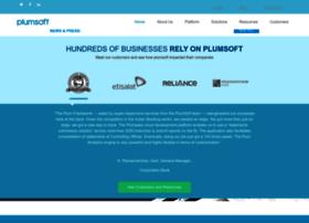 plumsoft.com