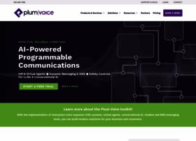 plumvoice.com