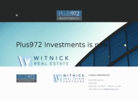 plus972invest.plus972development.com