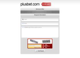 plusbet.com
