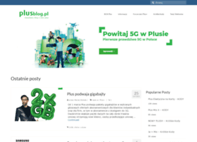 plusblog.pl