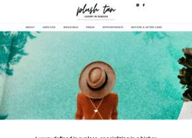 plushtan.com