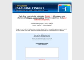 plusonefinder.com