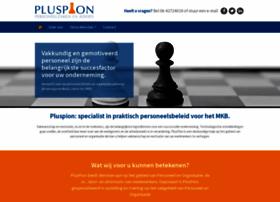 pluspion.nl