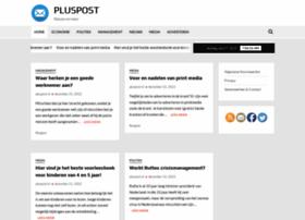 pluspost.nl