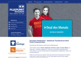 pluspunkt-textildruck.de