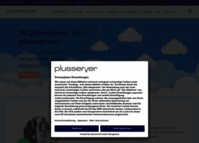 plusserver.com