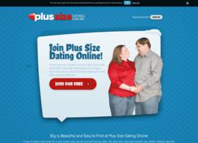 plussizedatingonline.com