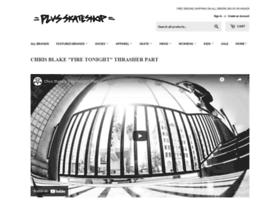 plusskateshop.com