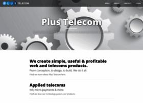 plustelecom.com