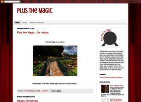 plusthemagic.com