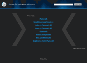 plymouthbusinessclub.com