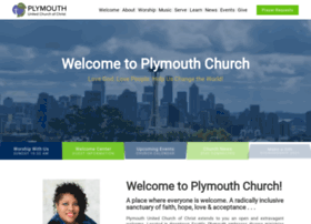 plymouthchurchseattle.org