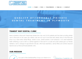 plymouthdentalclinic.co.uk