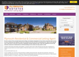 plymouthestates.co.uk