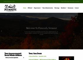 plymouthvt.org