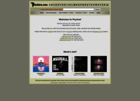 plyrics.com
