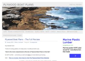 plywood-boat-plans.com