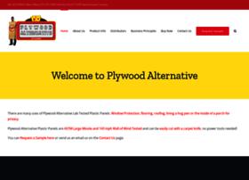 plywoodalternative.com