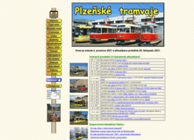 plzensketramvaje.cz