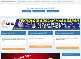 pmb.mdp.ac.id