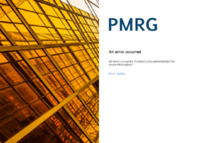 pmconnection.pmrg.com