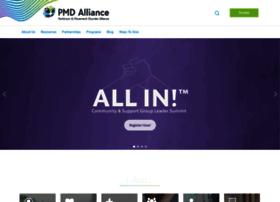 pmdalliance.org