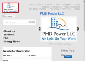 pmdpowerllc.com
