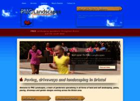 pmglandscapes.co.uk