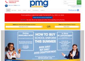 pmgschoolwear.co.uk