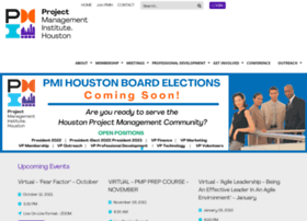 pmihouston.org