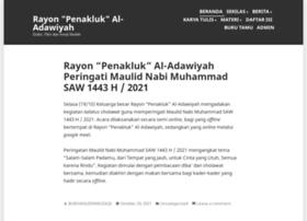 pmiipenaklukadawiyah.wordpress.com