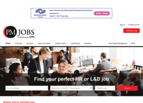 pmjobs.cipd.co.uk